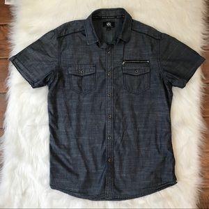 Men's Rock & Republic Denim Shirt